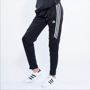 Adidas Black and White Tiro 17 Training Pants